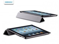 Momax Feel & Touch case for iPad black-2