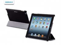 Momax Feel & Touch case for iPad black-4
