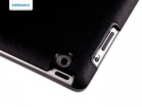 Momax Feel & Touch case for iPad black-7