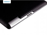 Momax Feel & Touch case for iPad black-8