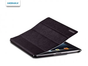 Momax Feel & Touch case for iPad black-9