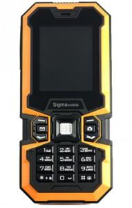 Sigma mobile X-treme IZ67A2